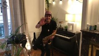 Sandy Sax- Sax Live Session #2 Lockdown Music