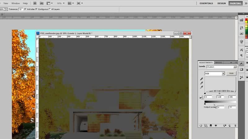 22. Работа с 32-битный форматом и плавающей точкой изображения.