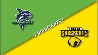 HIGHLIGHTS | Seattle vs Houston