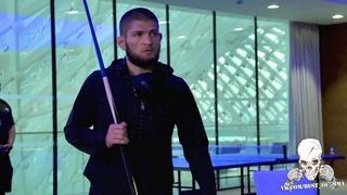ХАБИБ ГЭТЖИ и ДАНА о  предстоящем бое на UFC 254
