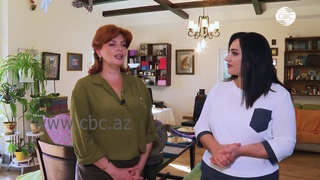 Репортаж ТВ-канала CBC с абадчи Викторией Эйвазовой