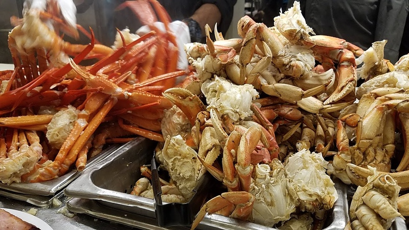 Best Seafood Buffet in the Gulf Coast My Second Visit 2020