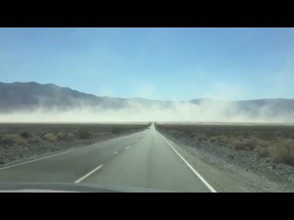 Выезд из Долины Смерти США Dead Valley USA Follow Me To Magic World Road Video