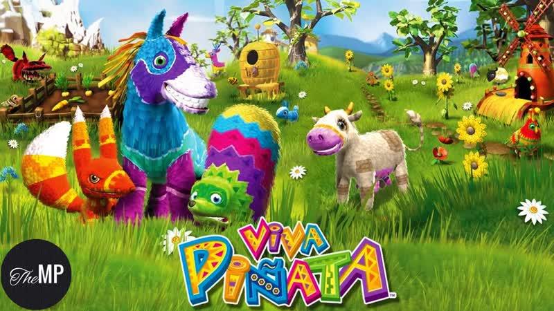 Viva Pinata Вива Пиньята Заставка Intro