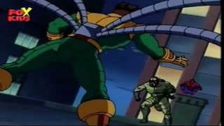 Spiderman the Animated Series vs Insidisious Six