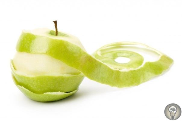 Чем полезна кожура фруктов. Не стоит спешить избавляться от кожуры фруктов, так как в ней содержится немалое количество полезных веществ, не меньше чем в самом плоде. Яблоки По данным