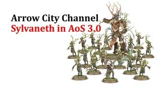 Arrow City: Sylvaneth in AoS 3.0