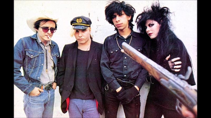 The Gun Club live @ De Doelen Rotterdam Netherlands September 22 1984