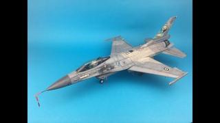 FULL VIDEO BUILD Tamiya 1/32 F-16