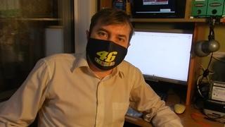 Видеоблог №2 () - О трансконтинентальный гонках, 'Дакаре' и ценностях