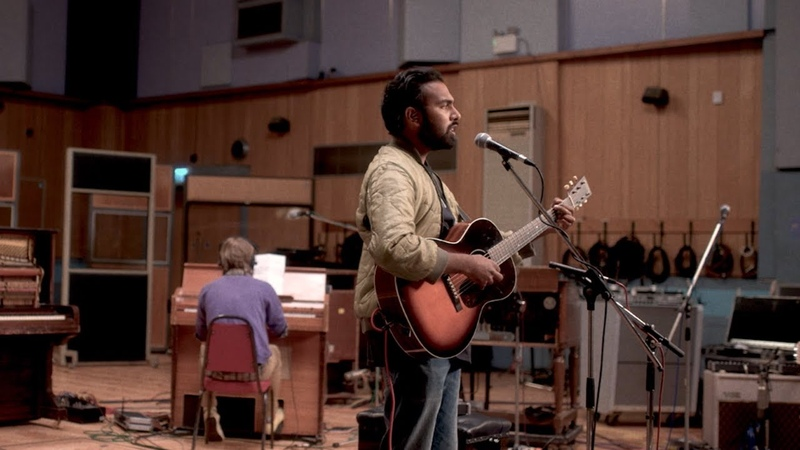 Himesh Patel - Yesterday (Live at Abbey Road Studios)
