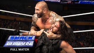 [#My1] Seth Rollins vs. Batista: SmackDown, May 9, 2014