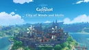 City of Winds and Idylls Disc 3 Saga of the West Wind|Genshin Impact