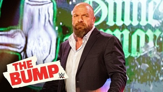 [#My1] Triple H breaks down NXT TakeOver 31: WWE's The Bump, Sept. 30, 2020